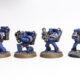 WIP: Ultramarines Devastator Squad #5