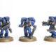WIP: Ultramarines Assault Squad #2