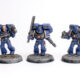 WIP: Ultramarines Assault Squad #3