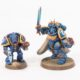 Showcase: Ultramarines Captain in Gravis Armour