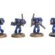 WIP: Ultramarines Assault Squad #4
