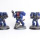 WIP: Ultramarines Assault Squad #5