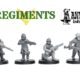 Review: Anvil Industry Trench Fighters Regiments Infantry
