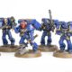 Showcase: Ultramarines Assault Squad VIII