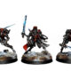 Showcase: Adeptus Mechanicus Sicarian Ruststalkers and Tech-Priest Dominus