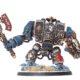 Showcase: Space Wolves Venerable Dreadnought by Big Sam