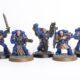 WIP: Ultramarines Company Veterans / Command Squad #2