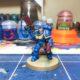 WIP: Primaris Ultramarines Lieutenant #1