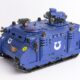 Showcase: Ultramarines Rhino / Razorback II