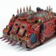 Showcase: World Eaters Rhino and Dark Apostle by Uruk