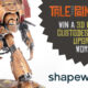 Review & Give-away: Shapeways 3D Printing