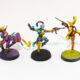 WIP: Aeldari Harlequins #2