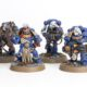 Showcase: Ultramarines Sternguard Squad
