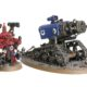 Showcase: Ultramarines Techmarine with Thunderfire Cannon