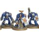 Showcase: Ultramarines Close Combat Terminators