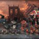 Showcase: Stahly's Blood Angels / Knight Questoris Army