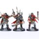Showcase: Blackstone Fortress Traitor Guard by SpaceShrimp