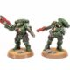 Showcase: Dark Angel Primaris Reivers