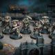 Showcase: Silver Skulls Primaris Kill Team