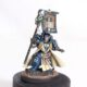 Showcase: Ultramarines Chief Librarian Tigurius by Aurélie