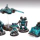 Showcase: Horus Heresy Alpha Legion Dreadnoughts by Aurélie