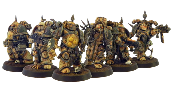 Death Guard Kill Team
