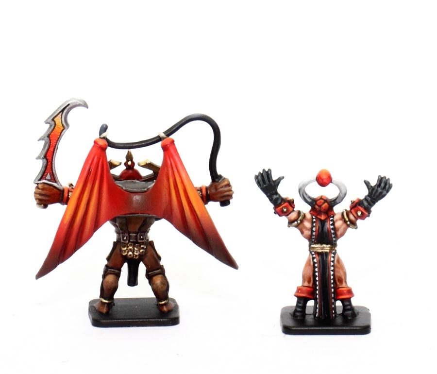 Heroquest Villains