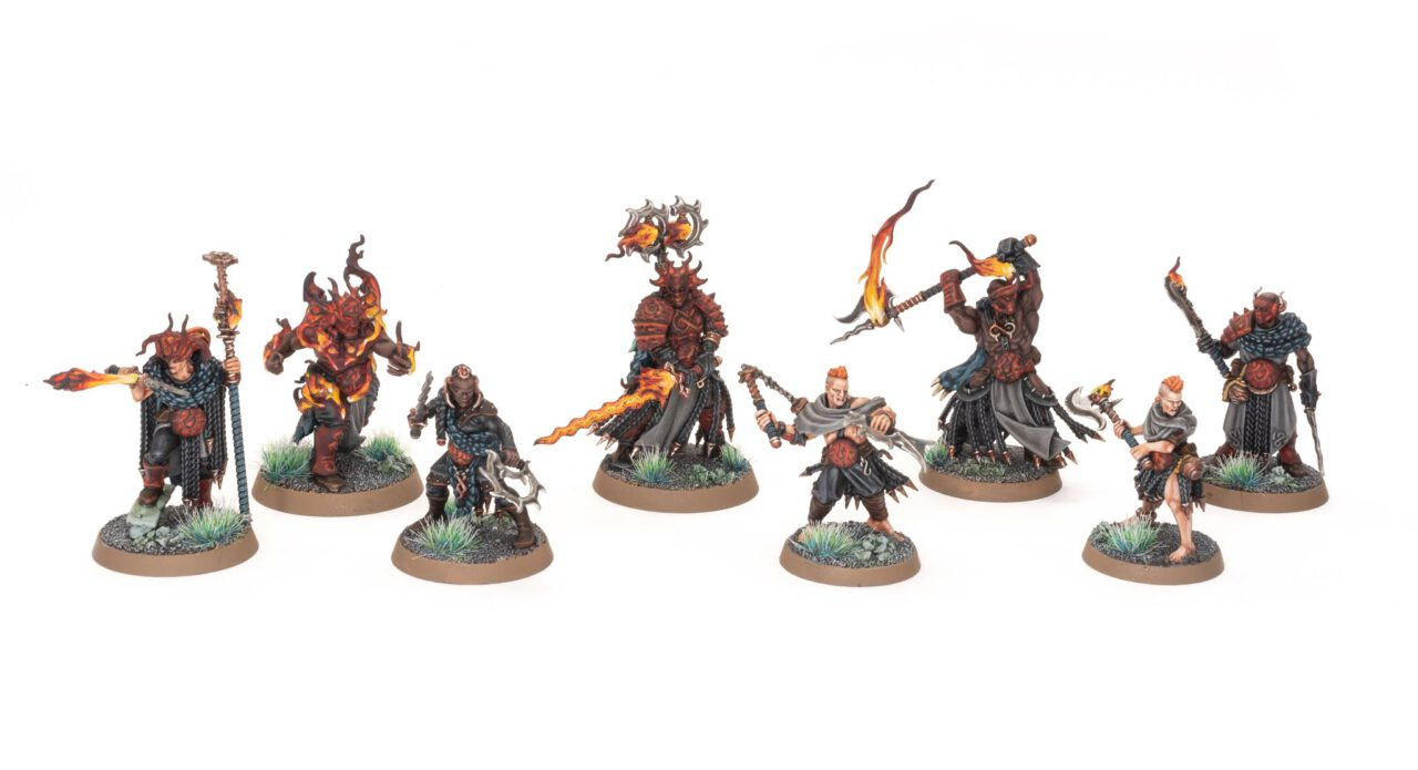 Scions of the Flame