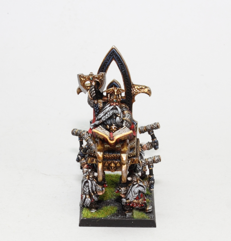Thorgrim Grudgebearer painted by Sigur