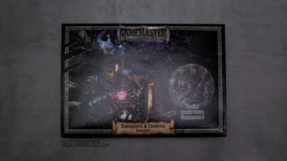 The Army Painter Gamemaster Dungeons & Caverns Core Set Front