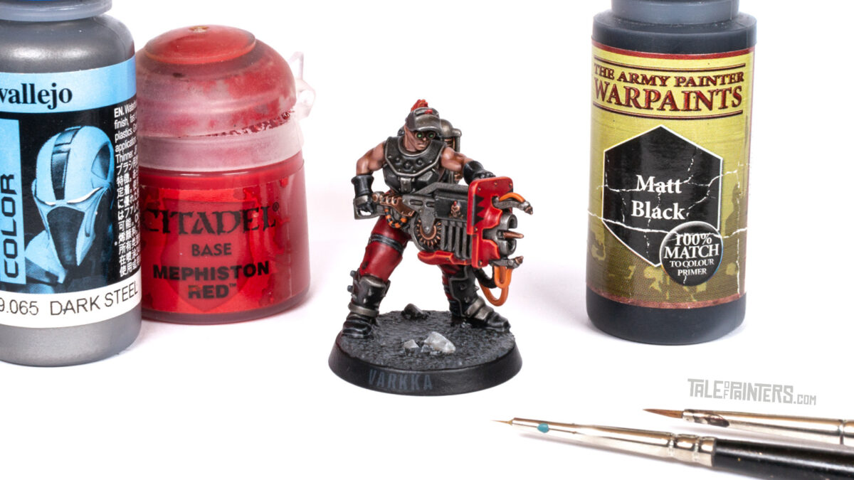 How to paint a Goliath-Forgeborn for Necromunda, featured image