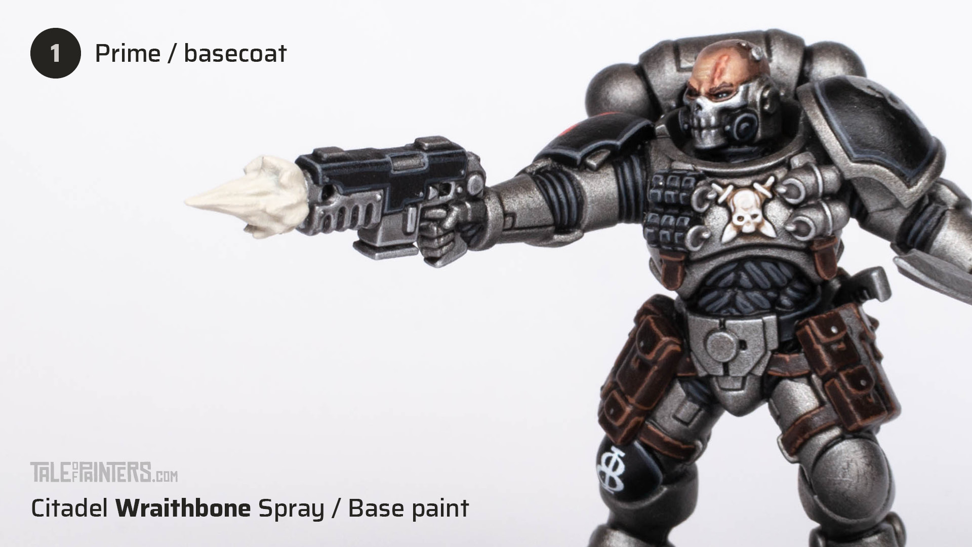Tutorial: How to paint cinematic muzzle-flashes - step 1