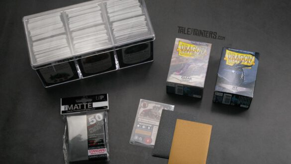 How to store and protect Warhammer Underworlds cards - featured image