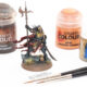 Tutorial: How to paint Ulfenwatch Skeletons from Warhammer Quest Cursed City