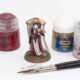 Tutorial: How to paint Cleona Zeitengale from Warhammer Quest Cursed City