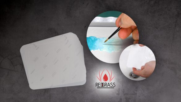 Reusable hydration membranes from Redgrass Games