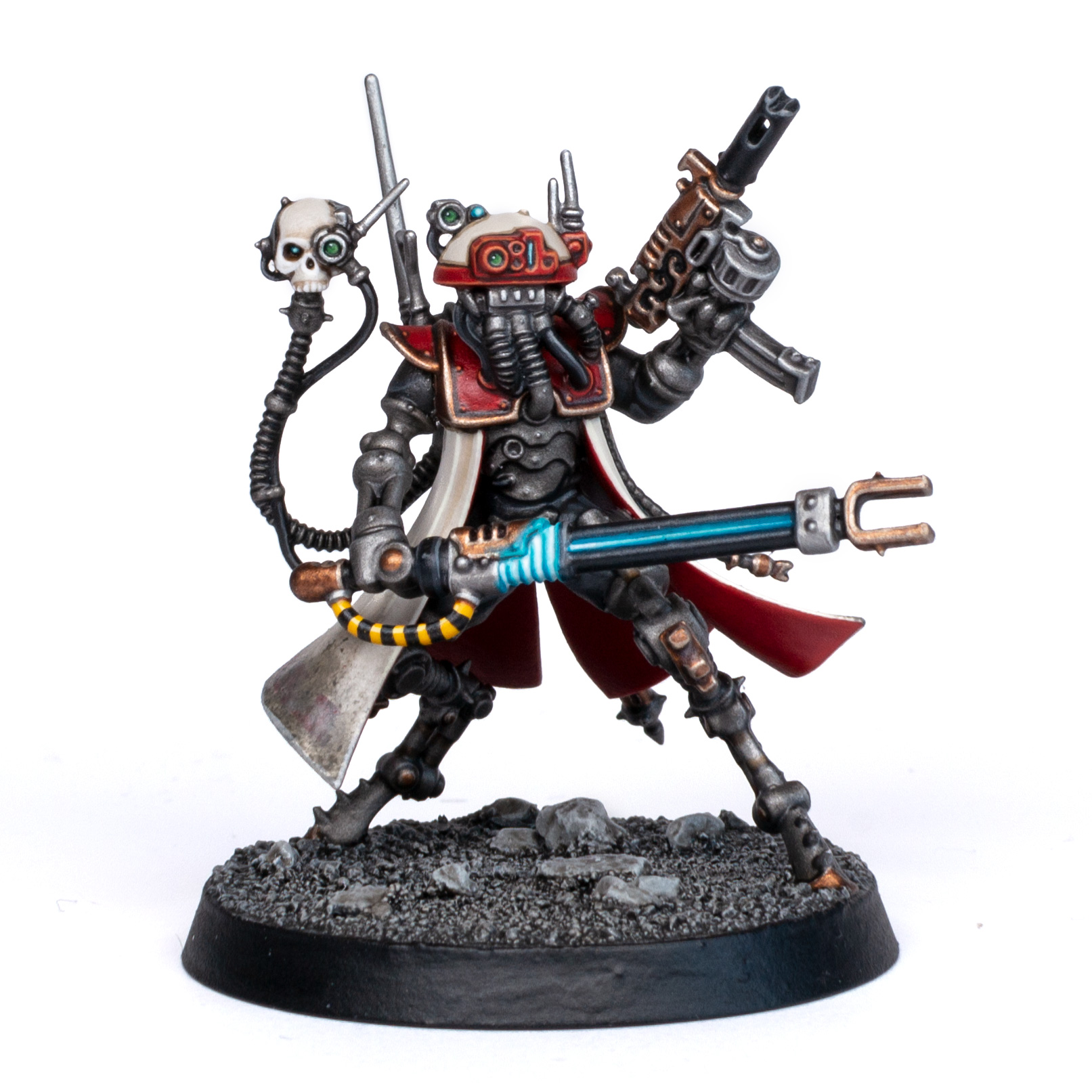 Forge World Metalica Sicarian Infiltrator