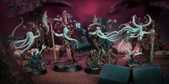 Ylthari's Guardians Scenic Shot