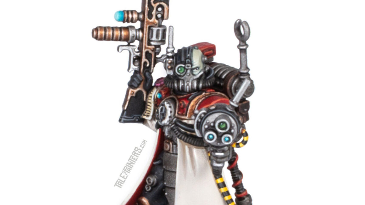 Tutorial: How to paint ghoulish Servitor / Crypt Ghoul skin featured image