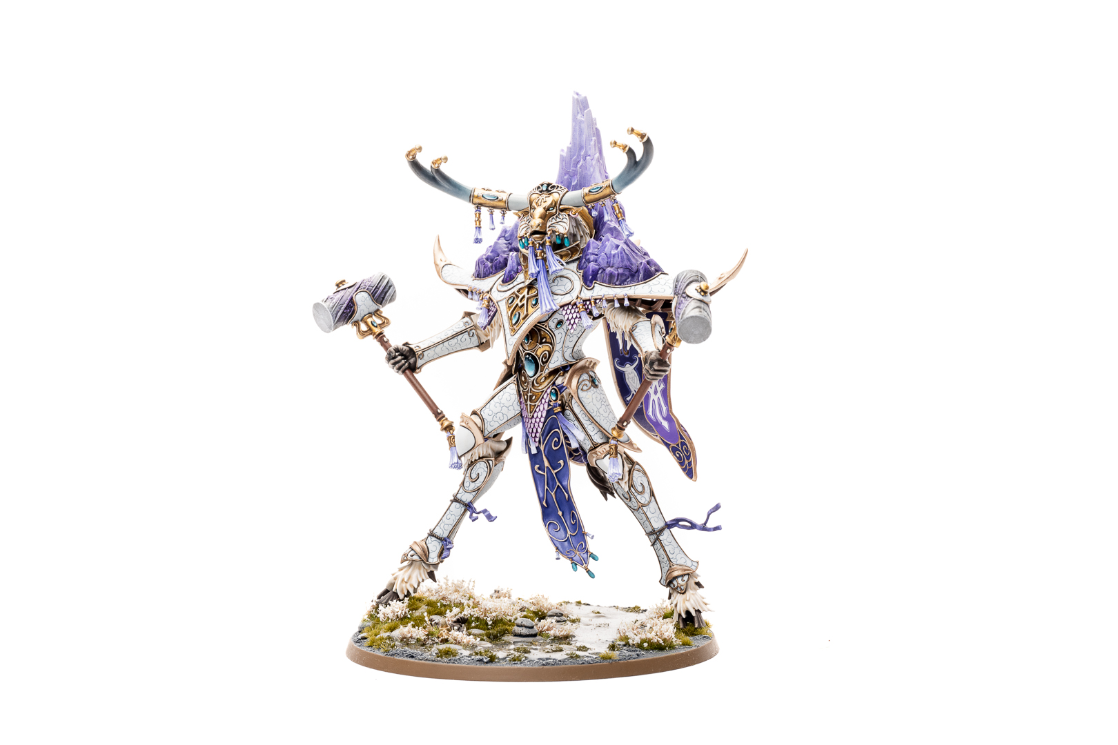 Avalenor the Stone Heart King - Lumineth Realm Lords - Warhammer Age of Sigmar