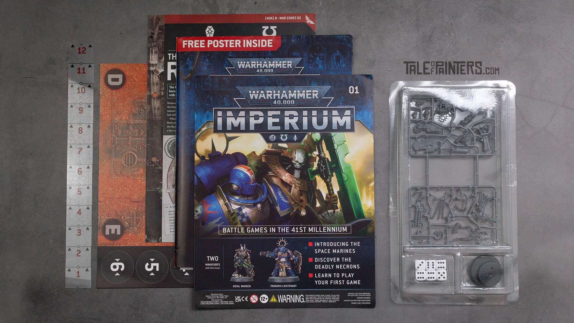 Warhammer 40.000: Imperium Issue 1