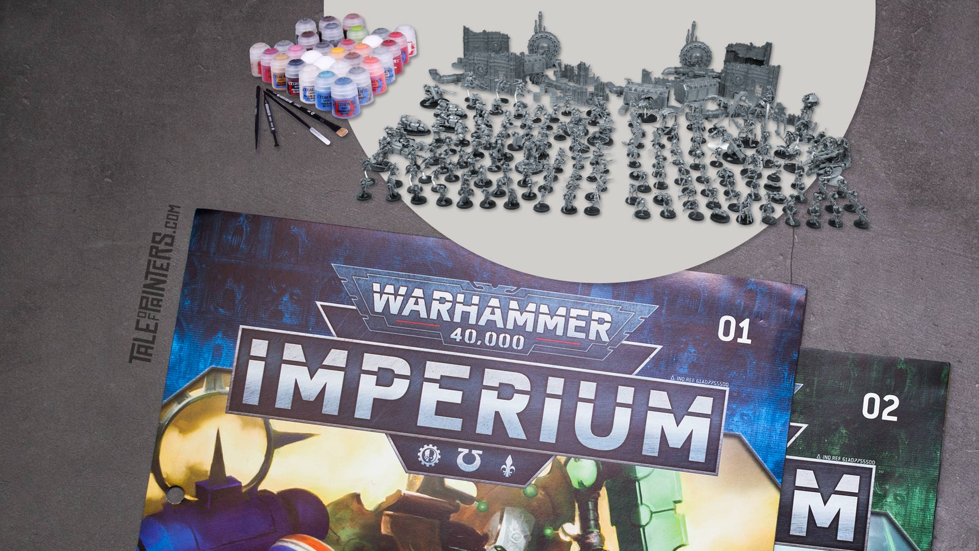 Featured image of Tale of Painter's Warhammer 40.000: Imperium review