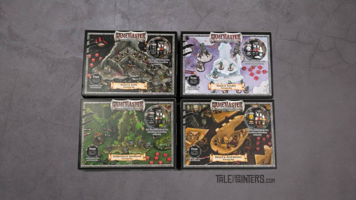 Review: The Army Painter Gamemaster Terrain Kits featured image