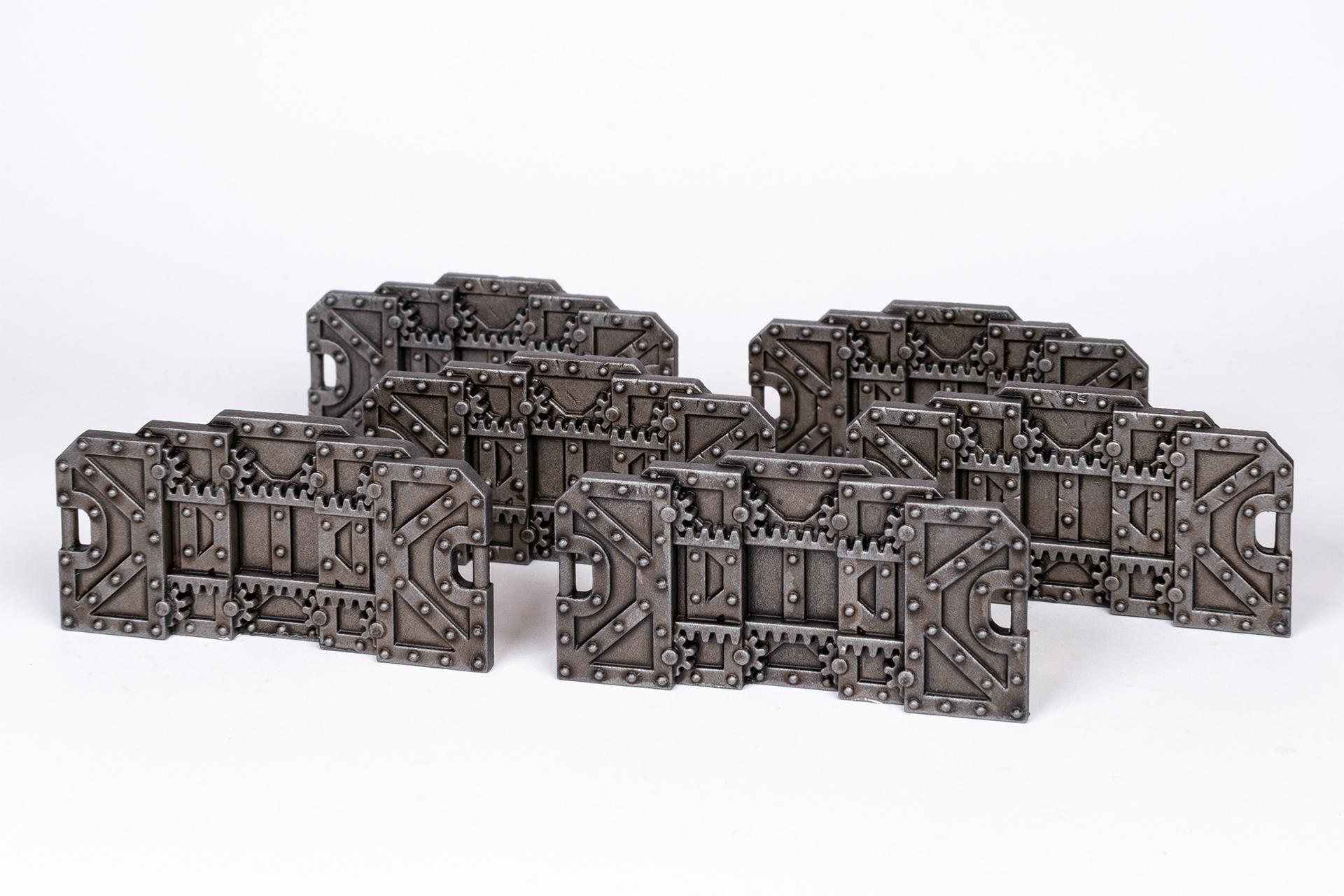 Kill Team Octarius barricades
