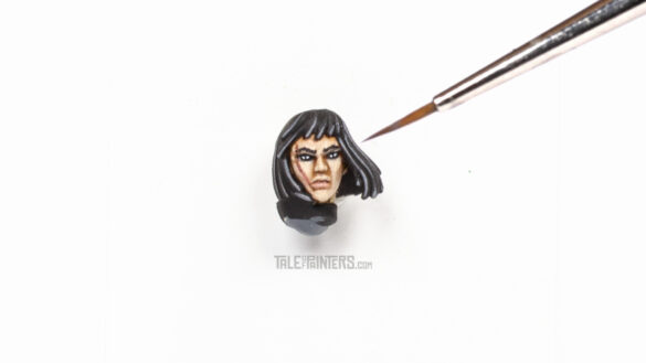 Tutorial: How to paint Sisters of Battle golden skin