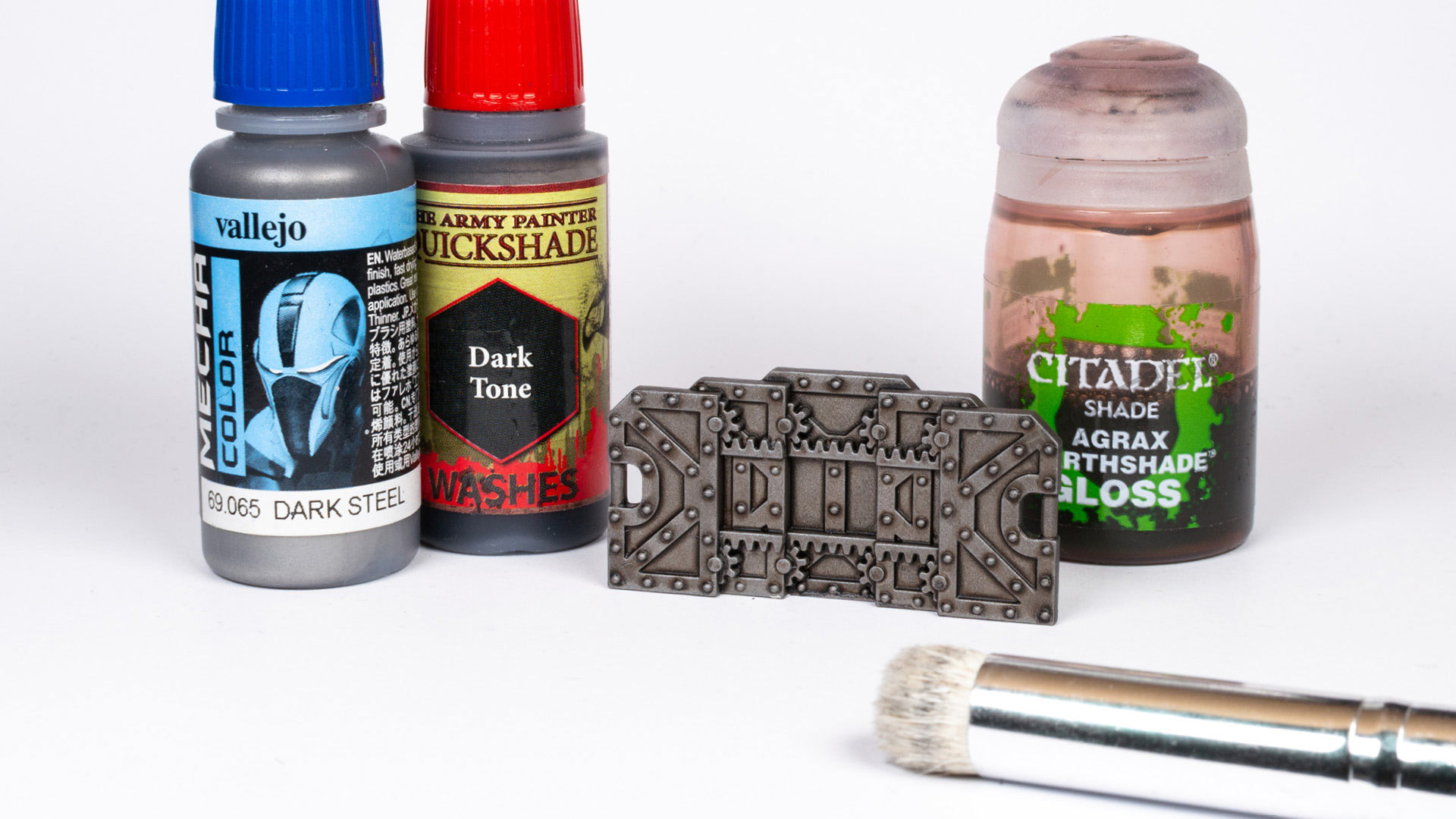 Tutorial: How to paint Kill Team barricades - featured image