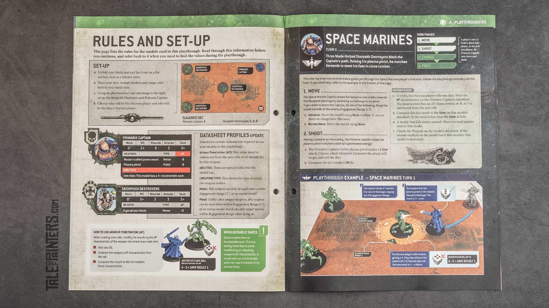 Warhammer 40.000: Imperium Issue 5 Scenario