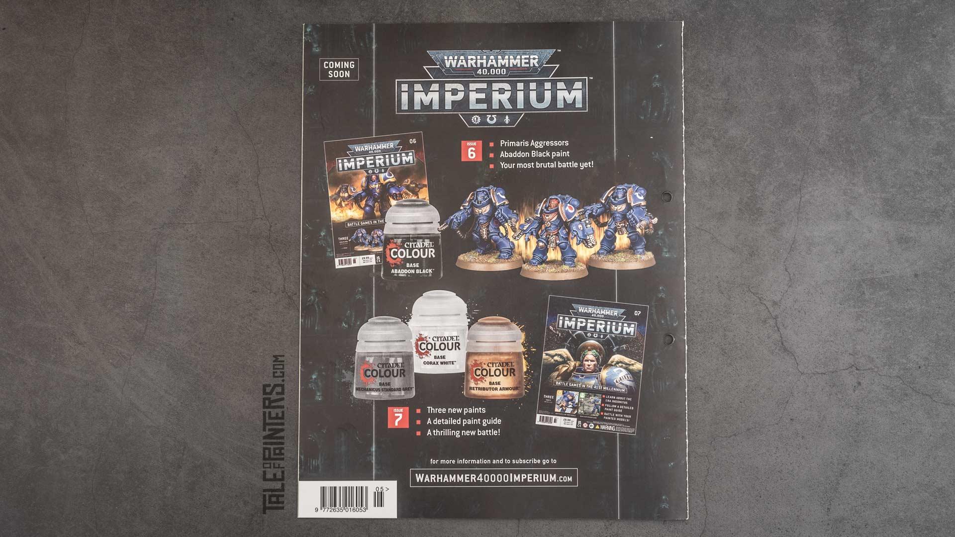 Warhammer 40.000: Imperium Issue 5 Preview