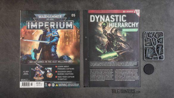 Warhammer 40.000: Imperium Issue 5