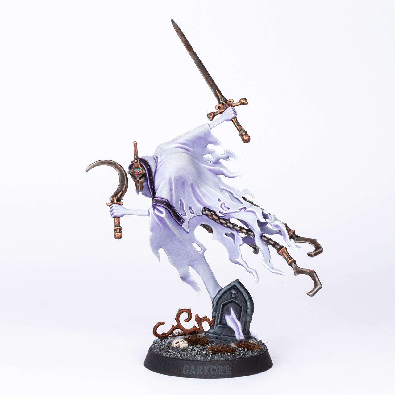 Garkorr, Bladegheist Revenant
